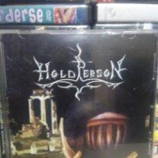 CDs de Música: HOLD PERSON - LOST MEMORIES. Lote 195430107
