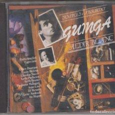 CDs de Música: GUINGA E ALDIR BLANC CD SIMPLES E ABSURDO 1996 SPAIN. Lote 195436800