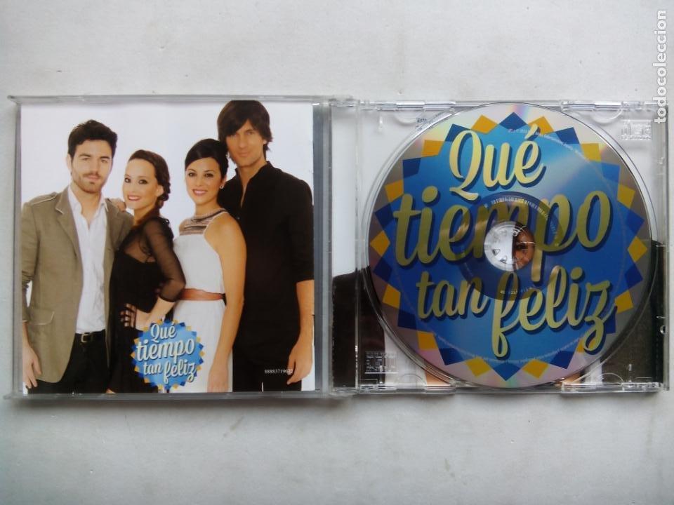 CDs de Música: LOS SUPERSINGLES. LAS CANCIONES DE QUÉ TIEMPO TAN FELIZ. CD SONY MUSIC 88883719672. ESPAÑA 2013. - Foto 2 - 195438357