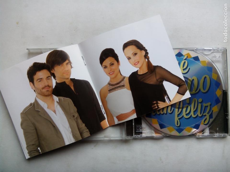 CDs de Música: LOS SUPERSINGLES. LAS CANCIONES DE QUÉ TIEMPO TAN FELIZ. CD SONY MUSIC 88883719672. ESPAÑA 2013. - Foto 3 - 195438357