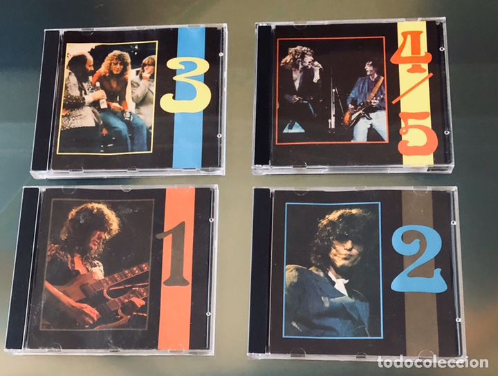 CDs de Música: Led Zeppelin: Uncensored - Foto 3 - 195438640