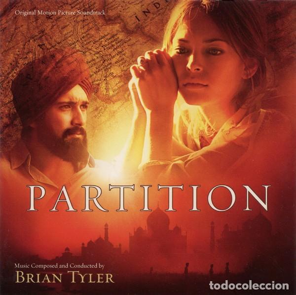 PARTITION / BRIAN TYLER CD BSO (Música - CD's Bandas Sonoras)