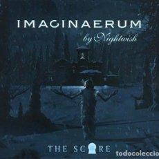 CDs de Música: IMAGINAERUM / NIGHTWISH CD BSO. Lote 195440618