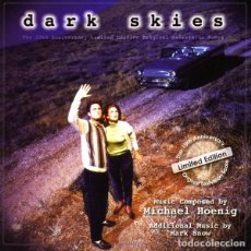 CDs de Música: DARK SKIES / MICHAEL HOENIG CD BSO. Lote 195440782