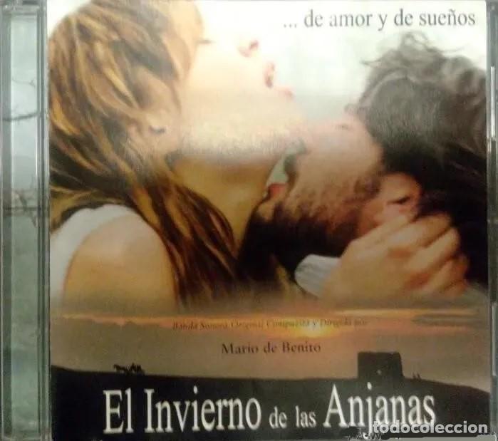 EL INVIERNO DE LAS ANJANAS / MARIO DE BENITO CD BSO - PROMO (Música - CD's Bandas Sonoras)