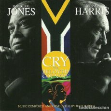 CDs de Música: CRY THE BELOVED COUNTRY / JOHN BARRY CD BSO. Lote 195441263