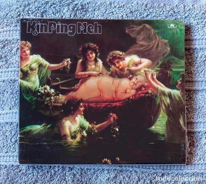 KIN PING MEH - KIN PING MEH CD DIGIPAK NUEVO Y PRECINTADO - ROCK PROGRESIVO HARD ROCK KRAUTROCK (Música - CD's Rock)