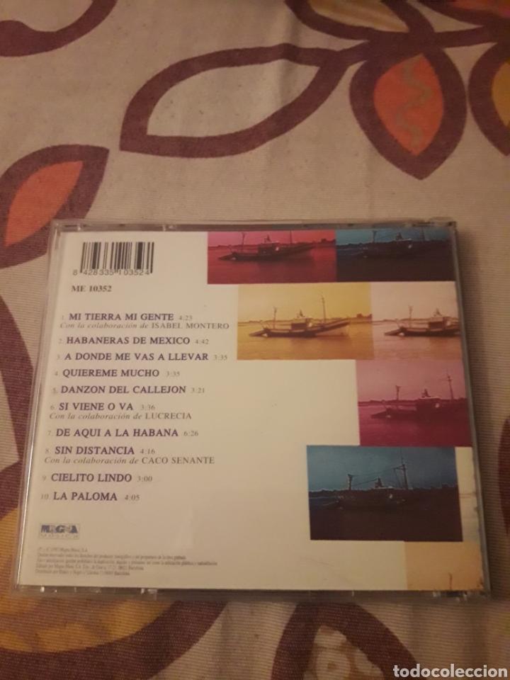 CDs de Música: La Caleta. De aquí a La Habana. Edicion de 1997. - Foto 2 - 195445272