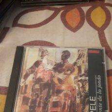CDs de Música: EL PELE. LA FUENTE DE LO JONDO. EDICION PASARELA. Lote 195446460
