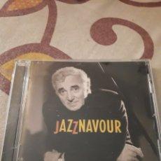 CDs de Música: CHARLES AZNAVOUR. ZAZZNAVOUR. EDICION EMI DE 1998. FRANCIA.. Lote 195446780