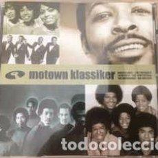 CDs de Música: VARIOUS - MOTOWN KLASSIKER (CD, ALBUM) LABEL:UNIVERSAL CAT#: 983849-9 . Lote 195447872