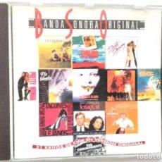 CDs de Música: BSO HITS. Lote 195449388