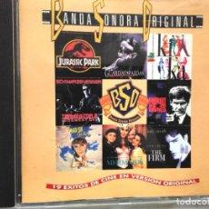 CDs de Música: BSO HITS. Lote 195449451