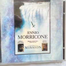 CDs de Música: BSO THE MISSION. Lote 195449481