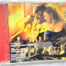 CDs de Música: BSO SALSA. Lote 195449743