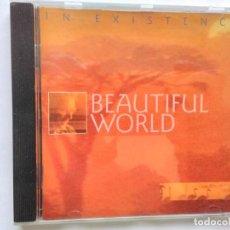 CDs de Música: BEATIFUL WORLD IN EXISTENCE. Lote 195450525