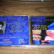 CDs de Música: CHRIS SPHEERIS - DANCING WITH THE MUSE. Lote 195450533