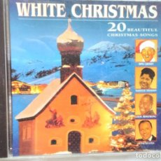 CDs de Música: WHITE CHRISTMAS. Lote 195450616