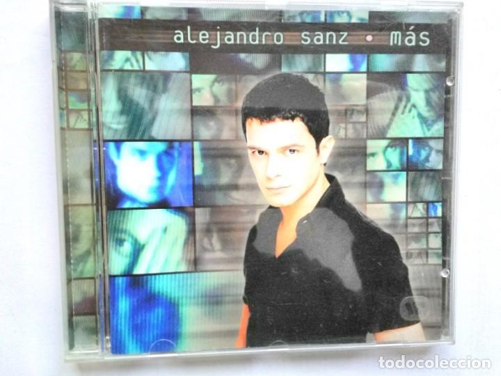 ALEJANDRO SANZ MAS (Música - CD's Latina)