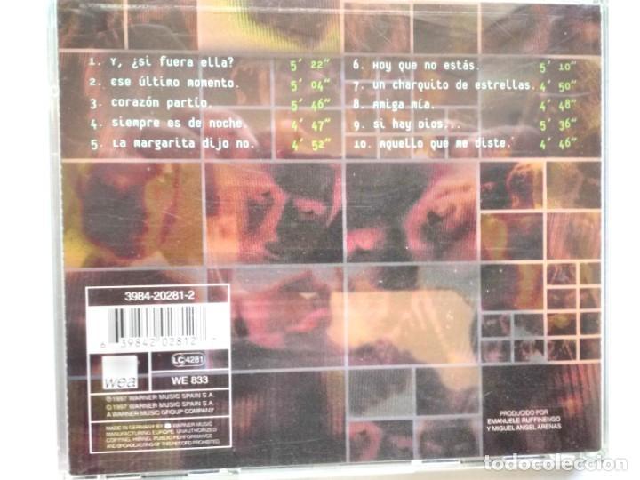 CDs de Música: ALEJANDRO SANZ MAS - Foto 2 - 195450670