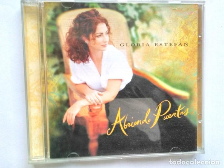GLORIA ESTEFAN ABRIENDO PUERTAS (Música - CD's Latina)