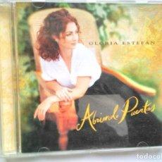 CDs de Música: GLORIA ESTEFAN ABRIENDO PUERTAS. Lote 195450735
