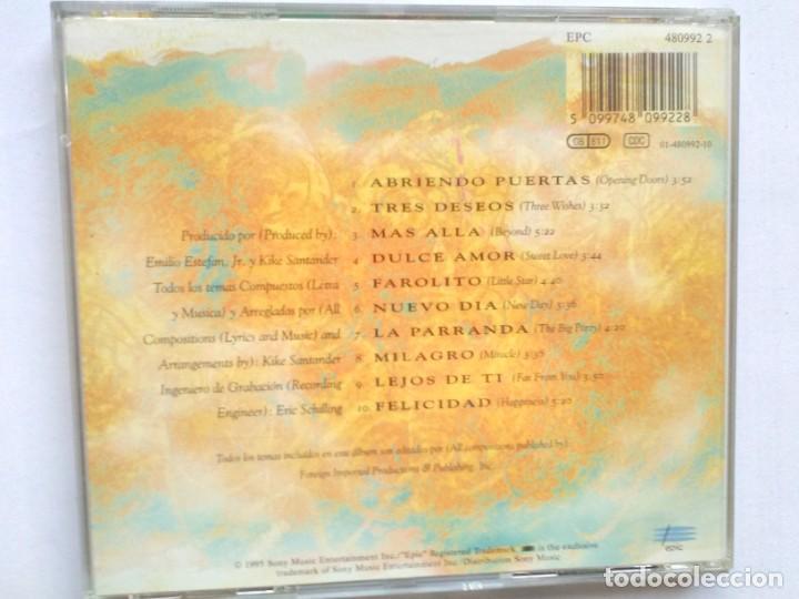 CDs de Música: GLORIA ESTEFAN ABRIENDO PUERTAS - Foto 2 - 195450735