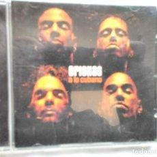 CDs de Música: ORISHAS A LO CUBANO. Lote 195450782