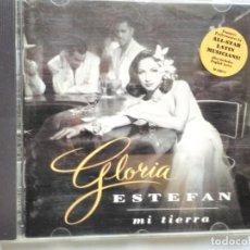CDs de Música: GLORIA ESTEFAN MI TIERRA. Lote 195450837