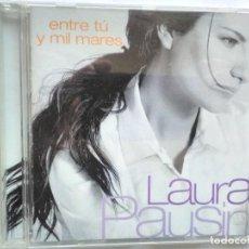 CDs de Música: LAURA PAUSINI ENTRE TU Y MIL MARES. Lote 195450923