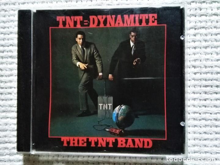 THE TNT BAND - '' TNT=DYNAMITE '' CD 1997 USA (Música - CD's Latina)