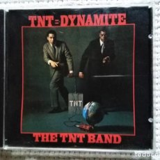 CDs de Música: THE TNT BAND - '' TNT=DYNAMITE '' CD 1997 USA. Lote 195451617