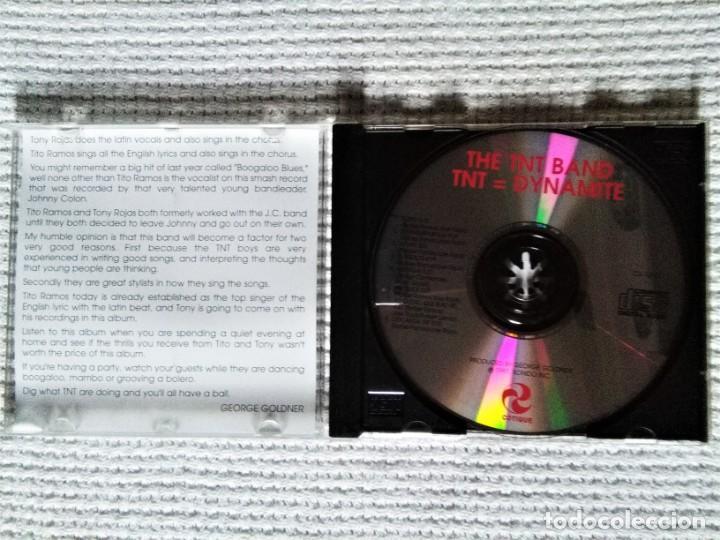CDs de Música: THE TNT BAND - TNT=DYNAMITE CD 1997 USA - Foto 2 - 195451617