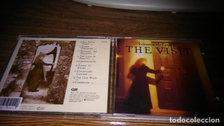 LOREENA MCKENNITT - THE VISIT (Música - CD's New age)