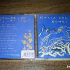 CDs de Música: MARIA DEL MAR BONET - CAVALL DE FOC. Lote 195452616
