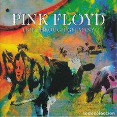 CDs de Música: PINK FLOYD – TRIP THROUGH GERMANY -2 CD-. Lote 195462505