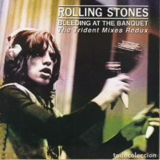 CDs de Música: THE ROLLING STONES – BLEEDING AT THE BANQUET: THE TRIDENT MIXES REDUX -CD-. Lote 195462731