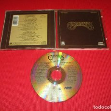 CDs de Música: CARPENTERS ( THE SINGLES 1969 -1973 ) - CD - A&M 393601-2 - SUPERSTAR - TICKET TO RIDE - SING .... Lote 195465345