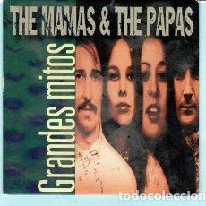 CDs de Música: CD DE THE MAMAS & THE PAPAS. Lote 195477505