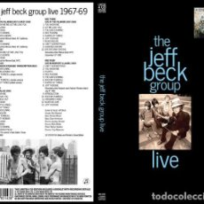 CDs de Música: JEFF BECK GROUP – LIVE -4 CD LONG BOX-. Lote 195484727