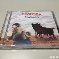 CDs de Música: 0220- ESTOPA DESTRANGIS CD (DISCO NUEVO ) LIQUIDACIÓN !!. Lote 195485633