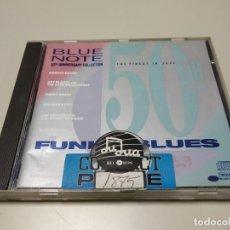 CDs de Música: 0220- BLUE NOTE 50 TH VOL 3 FUNK& BLUES 1956/67 CD (DISCO NUEVO ) LIQUIDACIÓN !!. Lote 195485880