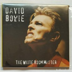 CDs de Música: DAVID BOWIE - THE WHITE ROOM MASTER -CD-. Lote 195487681