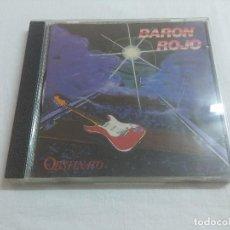 CDs de Música: CD METAL IBERICO/BARON ROJO/OBSTINATON.. Lote 195488278
