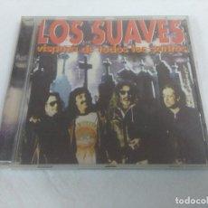 CDs de Música: CD METAL IBERICO/LOS SUAVES/VISPERA DE TODOS LOS SANTOS.. Lote 195488442