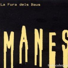 CDs de Música: LA FURA DELS BAUS - MANES CD DIGIPACK 1996 ELECTRO, EXPERIMENTAL. Lote 195488776