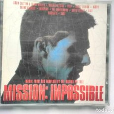 CDs de Música: BSO MISSION IMPOSSIBLE. Lote 195489547