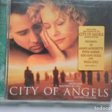 CDs de Música: BSO CITY OF ANGELS. Lote 195489611
