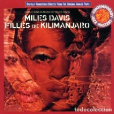 CDs de Música: MILES DAVIS - FILLES DE KILIMANJARO - CD. Lote 195491156