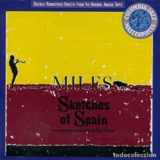 CDs de Música: MILES DAVIS - SKETCHES OF SPAIN - CD. Lote 195491297